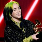 """Grammys 2020: Billie Eilish Wins Record of the Year for """"bad guy"""""""