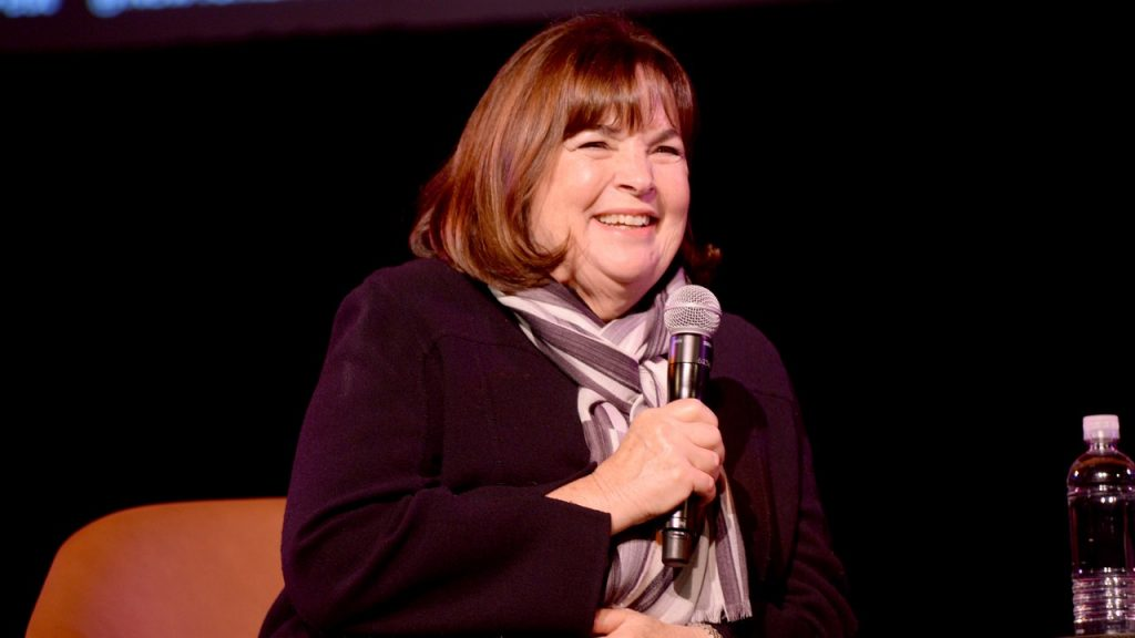 Ina Garten Shares Glossier Balm Dotcalm Appreciation — See Photo
