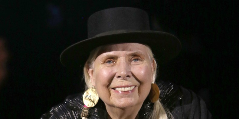 Joni Mitchell's Shine Gets First Vinyl Release