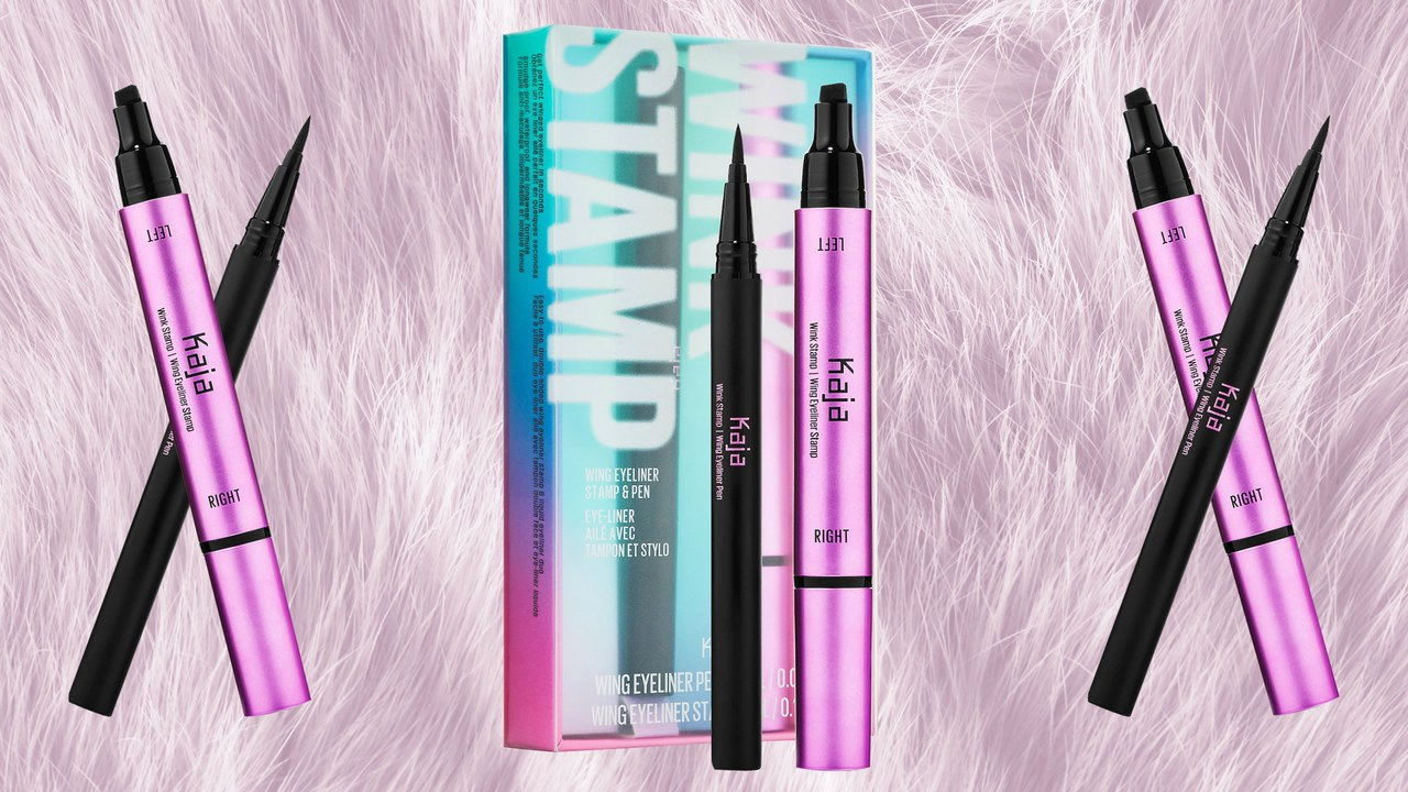 Kaja Wink Stamp Wing Eyeliner - Review