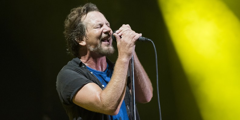 "Pearl Jam Share New Song ""Dance of the Clairvoyants"": Listen"