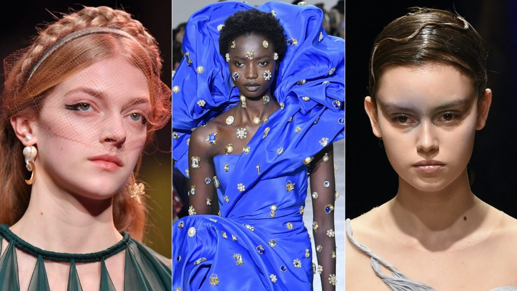 Paris Couture Spring 2020: The Best Hair and Makeup Looks From the Runways