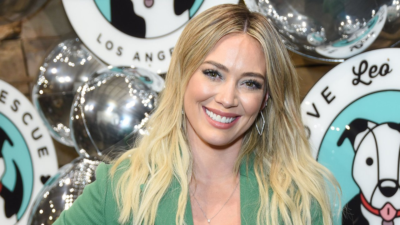 Hilary Duff Shares Her Winter Skin-Care Secrets — Interview