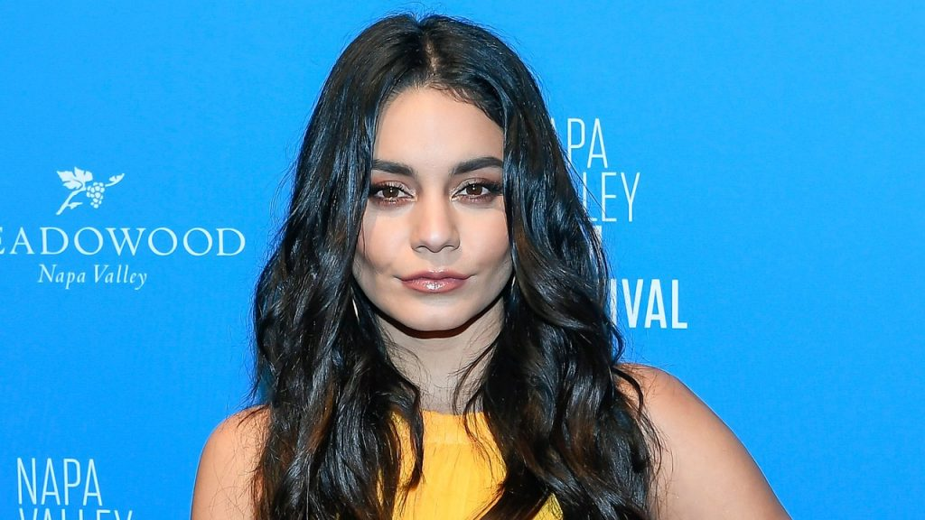 Vanessa Hudgens Unveiled a New Sunflower Tattoo — Photos